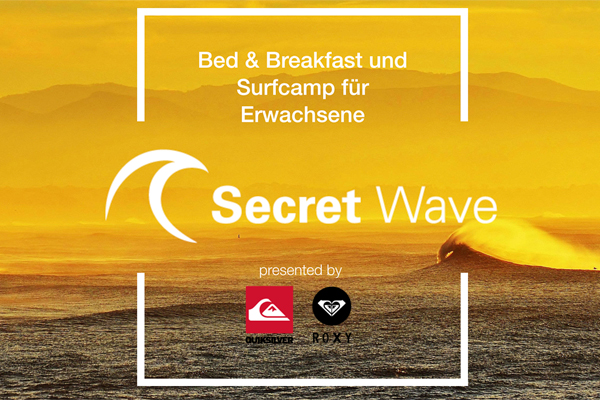 Secret Wave Surfcamp Hossegor Frankreich